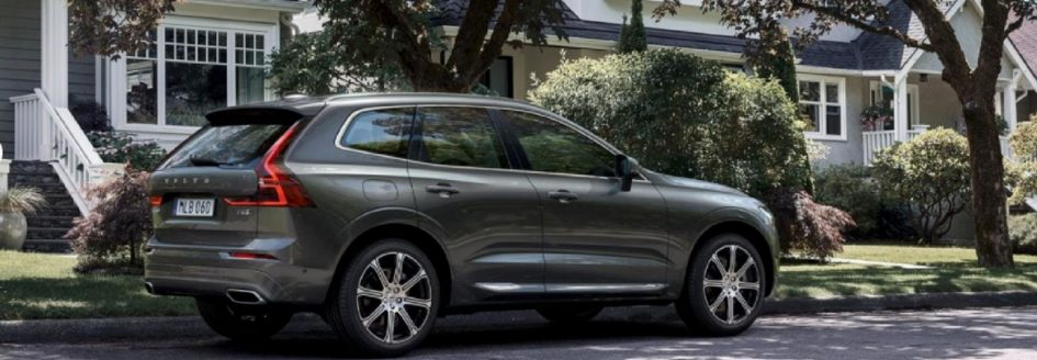 The 2018 Volvo XC60 in a blog post about Volvo car awards.