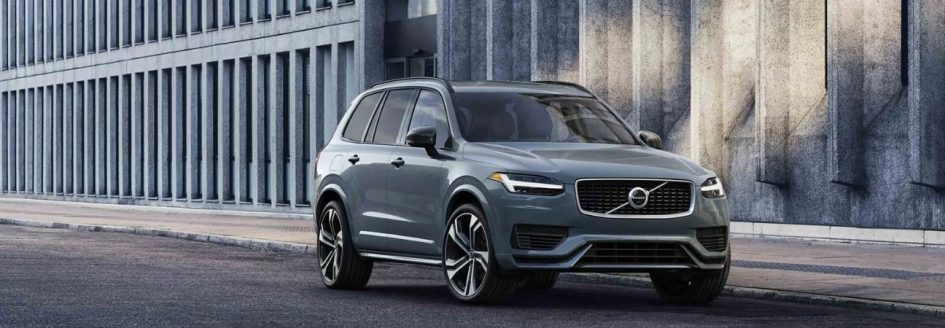 Image of 2020 Volvo XC90 for blog post about Auto Trade car of the decade honors